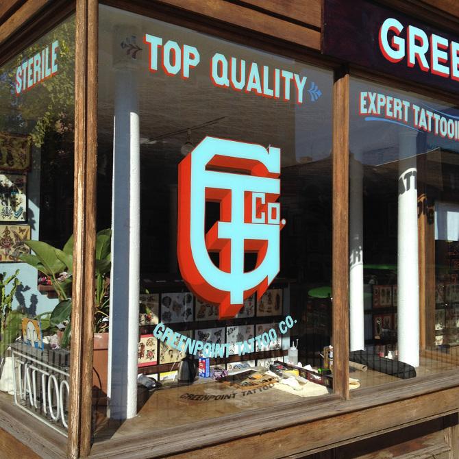 Greenpoint tattoo traviswsimon for Williamsburg tattoo shops