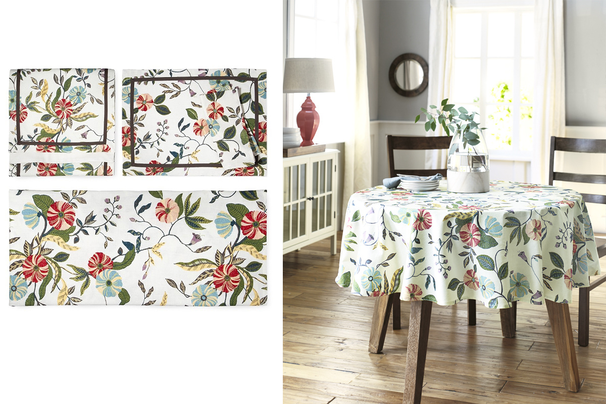 For Target Jen Gin - Target table linens